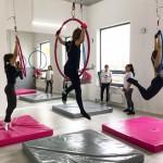 Маты для воздушной гимнастики