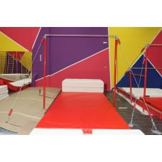 Зона приземления для гимнастической перекладины