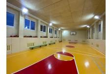 Стеновые протекторы в спортивный зал в г. Тобольск