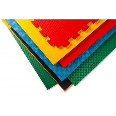 Будо-маты двухцветные (рабочая зона с двух сторон)