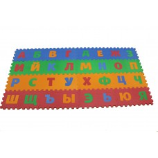 Мягкий конструктор алфавит