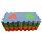 Мягкий детский конструктор «Алфавит»