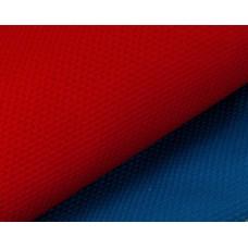 Мат 2х2х0,1 синий и красный хлопок