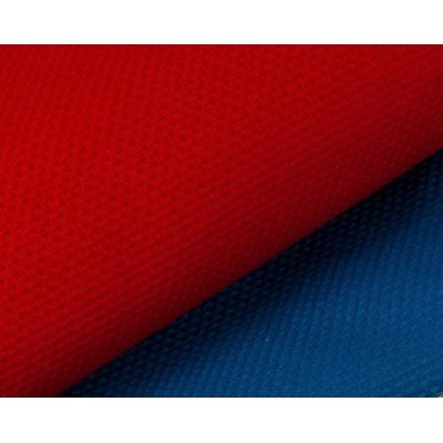 Мат гимнастический ткань Хлопок 100%  (Синий, Красный)