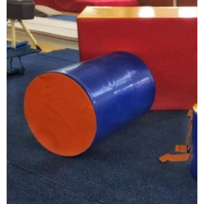 Гимнастический цилиндр для юных акробатов, гимнастов и просто детям в игровые зоны.