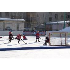 Разделители поля хоккейной коробки