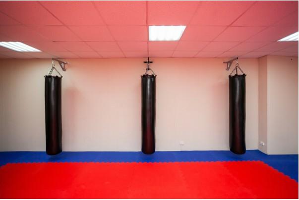 Боксерские мешки для спортивного клуба SAMURAI
