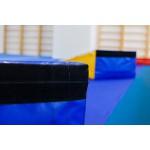 Детский гимнастический куб (2 горки)