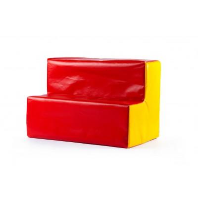 Мягкие безопасные ступеньки для юных акробатов, гимнастов и просто детям в игровые зоны.