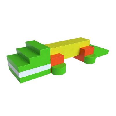 Мягкие модули «Крокодил»