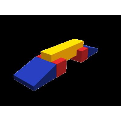 Мягкие спортивные модули «Мост»