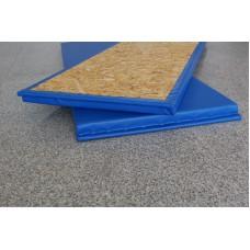 Стеновой протектор на основе фанеры